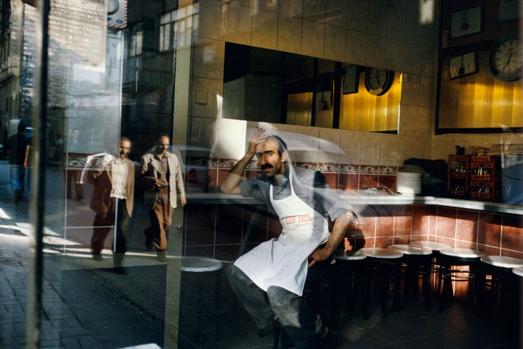 Istanbul, Turkey 2004 Photo by Alex Webb
