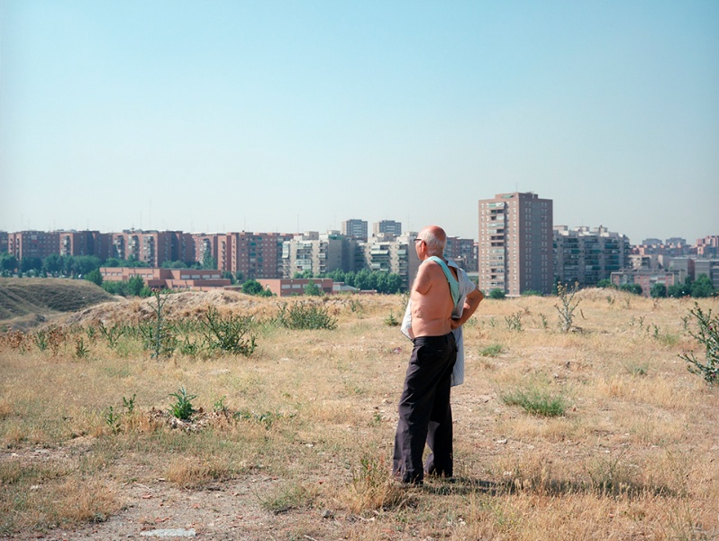 """From the project """"New Europe"""" - Photo by Paul Graham"""